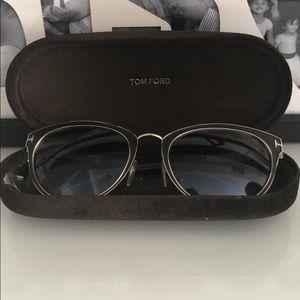 "Tom Ford ""Nina"" Sunglasses"